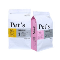 China Pet Treats Packaging Bags company