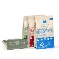 الصين شركة Pet food packaging bag