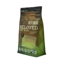 China Pet treats pouches company
