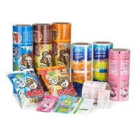 China Pouch Film Laminations factory